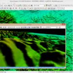 Global Mapper v16 - widok 3D