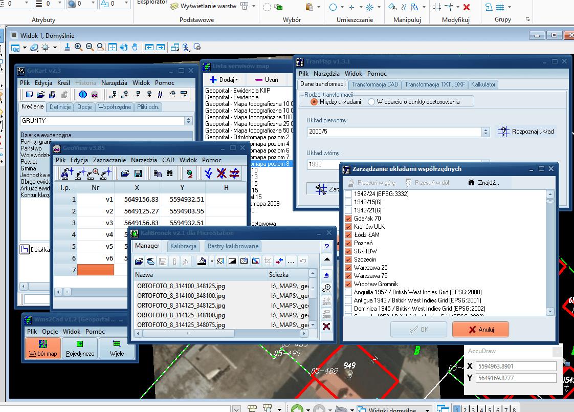 Pakiet-GeoX-2016