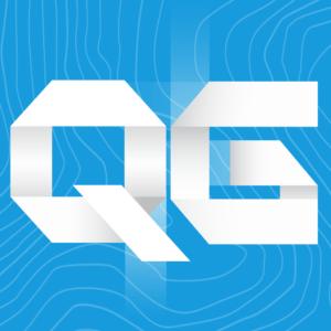 QuickGNSS logo