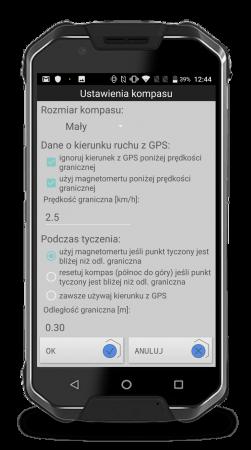 quickgnss_mapa_ustawienia_kompasu